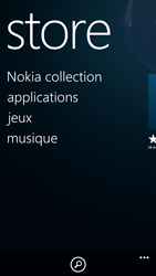 Nokia Lumia 1320 - Applications - Installation d