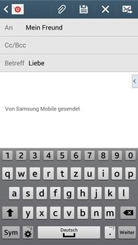 Samsung Galaxy Note 3 LTE - E-Mail - E-Mail versenden - 9 / 20