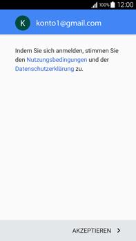 Samsung N910F Galaxy Note 4 - E-Mail - Konto einrichten (gmail) - Schritt 12