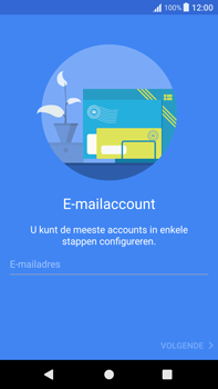 Sony Xperia XA1 Plus (G3421) - E-mail - Account instellen (POP3 met SMTP-verificatie) - Stap 6