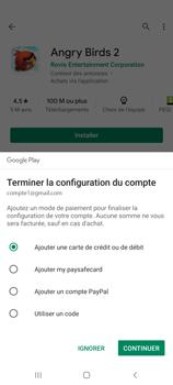 Samsung Galaxy A51 5G - Applications - Télécharger une application - Étape 18