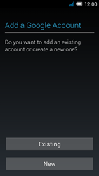Alcatel One Touch Idol Mini - Applications - setting up the application store - Step 4