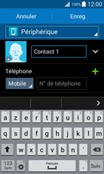 Samsung Galaxy Trend 2 Lite - Contact, Appels, SMS/MMS - Ajouter un contact - Étape 8