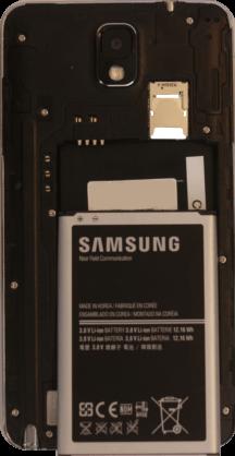Samsung Galaxy Note 3 LTE - SIM-Karte - Einlegen - 1 / 1