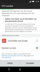 HTC One M8s - Toestel - Toestel activeren - Stap 24