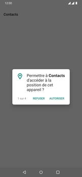 OnePlus 7 - Contact, Appels, SMS/MMS - Ajouter un contact - Étape 9