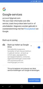 Samsung Galaxy Note9 - apps - account instellen - stap 19