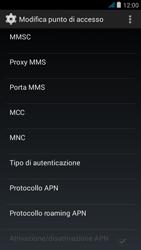 Wiko jimmy - Internet e roaming dati - Configurazione manuale - Fase 14