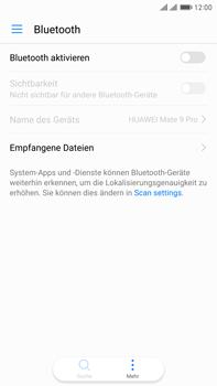 Huawei Mate 9 Pro - Bluetooth - Geräte koppeln - 2 / 2