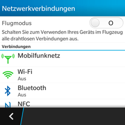 BlackBerry Q5 - Internet - Apn-Einstellungen - 5 / 22