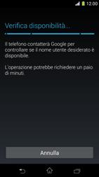 Sony Xperia Z1 Compact - Applicazioni - Configurazione del negozio applicazioni - Fase 9