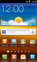 Samsung Galaxy S Advance - Software - Installazione del software di sincronizzazione PC - Fase 1