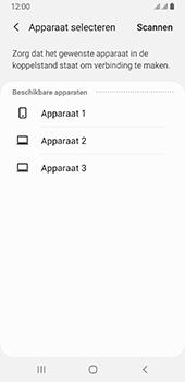 Samsung galaxy-a8-2018-sm-a530f-android-pie - Contacten en data - Contacten overzetten via Bluetooth - Stap 9