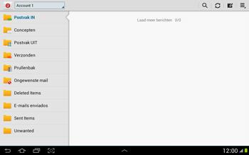 Samsung P7500 Galaxy Tab 10-1 - E-mail - Instellingen KPNMail controleren - Stap 5