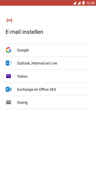 OnePlus 3 - Android Oreo - E-mail - Handmatig instellen (yahoo) - Stap 7