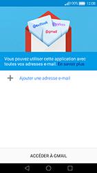 Huawei Nova - E-mails - Ajouter ou modifier votre compte Gmail - Étape 5