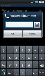 Samsung I9000 Galaxy S - Voicemail - handmatig instellen - Stap 7