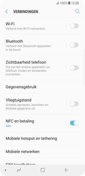 Samsung Galaxy S9 - Bellen - in het buitenland - Stap 5