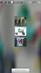 Sony Xperia Arc - MMS - Afbeeldingen verzenden - Stap 11