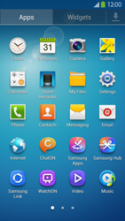 Samsung I9505 Galaxy S IV LTE - Network - Manually select a network - Step 3