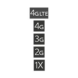 BlackBerry Q10 - Premiers pas - Comprendre les icônes affichés - Étape 9