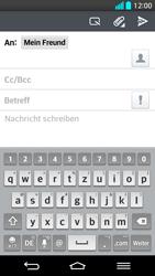 LG G2 - E-Mail - E-Mail versenden - Schritt 8