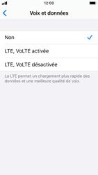 Apple iPhone SE - iOS 13 - Réseau - activer 4G - Étape 6