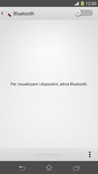 Sony Xperia Z1 Compact - Bluetooth - Collegamento dei dispositivi - Fase 5