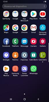 Samsung Galaxy S9 Plus - Android Pie - Applicazioni - Come disinstallare un