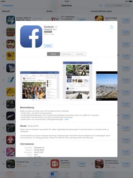 Apple iPad Pro 12.9 inch - Apps - Konto anlegen und einrichten - 16 / 35