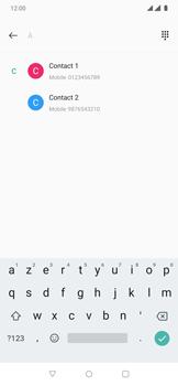 OnePlus 7 Pro - Contact, Appels, SMS/MMS - Envoyer un SMS - Étape 5