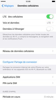 Apple iPhone 6s Plus - Réseau - Changer mode réseau - Étape 4