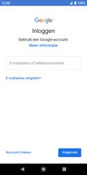 Sony xperia-xz2-compact-h8314-android-pie - Applicaties - Account aanmaken - Stap 5