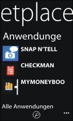 Nokia Lumia 800 - Apps - Herunterladen - 13 / 18
