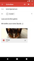 Google Pixel - E-Mail - E-Mail versenden - Schritt 16