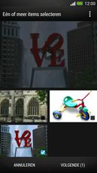 HTC One - e-mail - hoe te versturen - stap 15