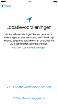 Apple iPhone 6S Plus iOS 9 - Toestel - Toestel activeren - Stap 10