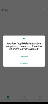 OnePlus 7T Pro - Photos, vidéos, musique - Envoyer une photo via Bluetooth - Étape 4