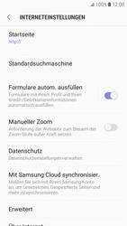 Samsung Galaxy Xcover 4 - Internet - Manuelle Konfiguration - 25 / 38