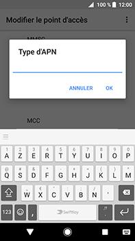 Sony Xperia XA2 Ultra - MMS - Configuration manuelle - Étape 13