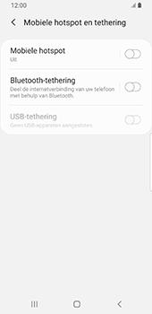 Samsung galaxy-s9-sm-g960f-android-pie - WiFi - Mobiele hotspot instellen - Stap 6