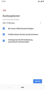 Nokia 9 - E-Mail - Konto einrichten (outlook) - Schritt 10
