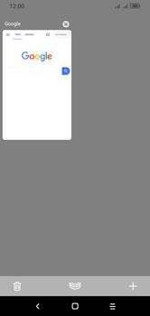 Alcatel 1S (2020) - Internet et connexion - Naviguer sur internet - Étape 18