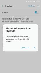 Samsung Galaxy A5 (2017) - Bluetooth - Collegamento dei dispositivi - Fase 8