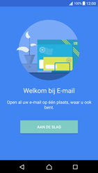 Sony Xperia XA - Android Nougat - E-mail - e-mail instellen (outlook) - Stap 4