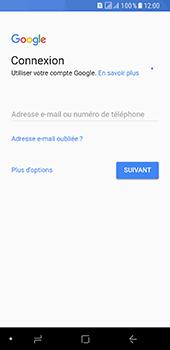 Samsung Galaxy A8 - Applications - Créer un compte - Étape 4