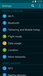 Samsung G800F Galaxy S5 Mini - Internet - Manual configuration - Step 4