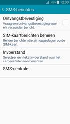 Samsung I9195i Galaxy S4 mini VE - SMS - Handmatig instellen - Stap 9
