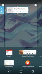 Sony Xperia X Compact - Operazioni iniziali - Installazione di widget e applicazioni nella schermata iniziale - Fase 6