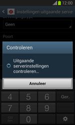 Samsung I8260 Galaxy Core - E-mail - Handmatig instellen - Stap 16